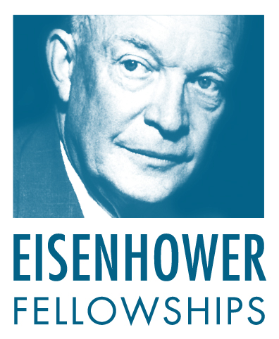 EF-VertEisenhower Fellowship Verticle logo
