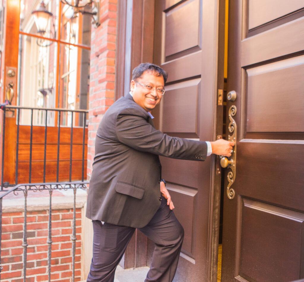 Sanjay Podder EF House with Key