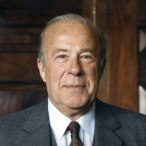HONORABLE GEORGE P. SHULTZ