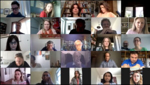 European Fellows Family Chat, April 2020